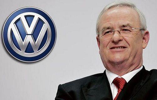 Volkswagen CEO'su istifa etti