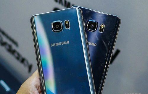 Samsung, Galaxy S6 ailesi ve Galaxy Note 5 için kapsamlı bir güncelleme hazırlıyor