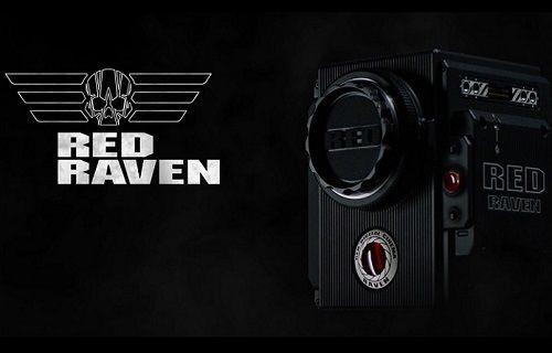 RED'in yeni kamerası ''Raven'' 4K 120fps video kaydediyor [video]