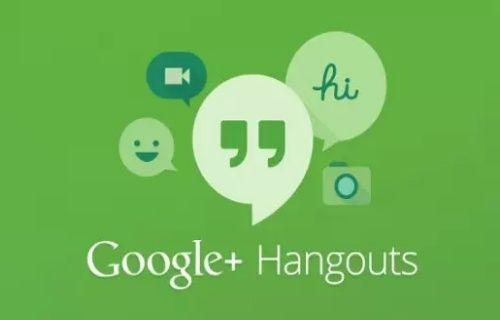 Hangouts 5.0 haftaya geliyor!