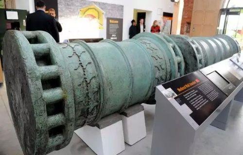 Fatih Sultan Mehmet'in 'Şahi' topları 3D yazıcı ile yeniden üretildi!