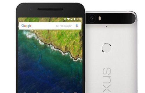 Huawei Nexus 6P: Metal kasa, Snapdragon 810 v2.1, USB Type-C ve 3.450mAh kapasiteli pil