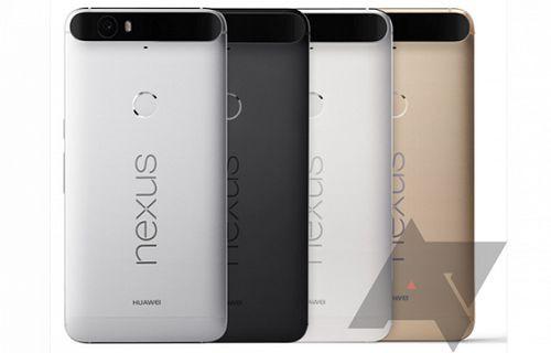 Huawei Nexus 6P hakkında yeni gelişmeler
