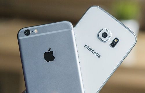 iPhone 6S Plus-Galaxy S6 Edge+ fotoğraf karşılaştırma testi