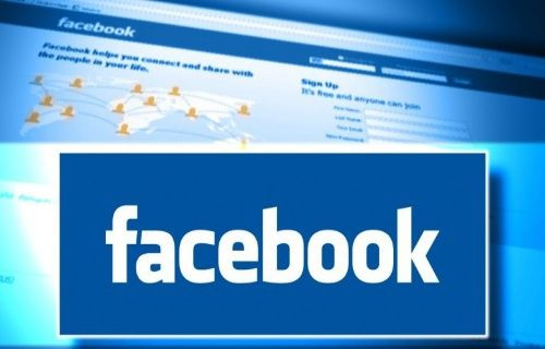 Facebook'a girilmiyor!