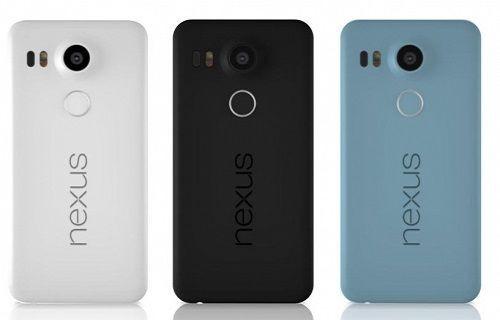 LG Nexus 5X'in tüm özellikleri etkinlik öncesi ortaya çıktı
