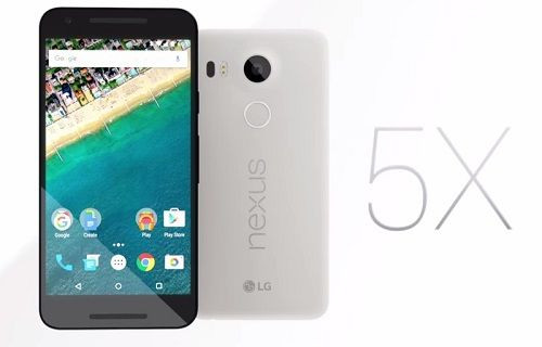 Karşınızda LG Nexus 5X