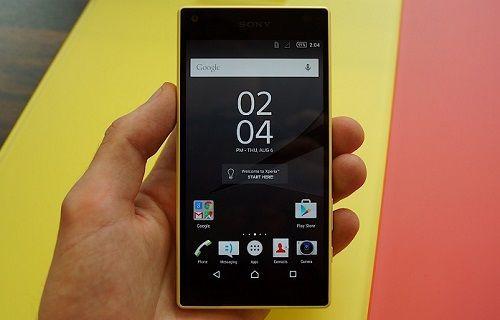 Sony Xperia Z5 Compact Avrupa'da satışa çıktı