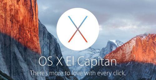 OS X EL Capitan İle Gelen Tüm Yenilikler