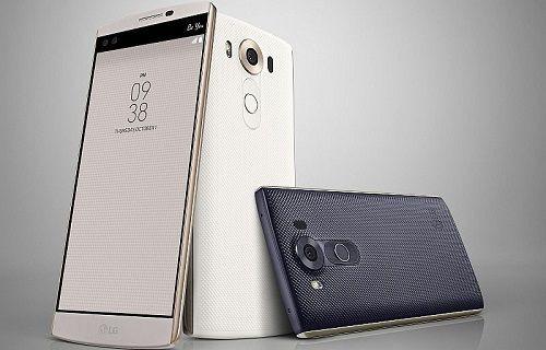 LG'nin güne damga vuran telefonu V10'un fiyatı ve çıkış tarihi açıklandı