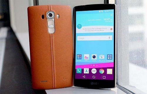 LG, G4 için pil ve tarayıcı performansını artıran bir güncelleme başlattı