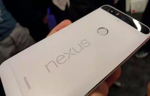 Huawei Nexus 6P'nin tasarımı ZTE'den mi çalındı?