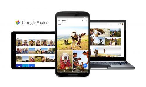 Google Fotoğraflar'a Chromecast Desteği ve Etiketleme Sistemi Geldi!