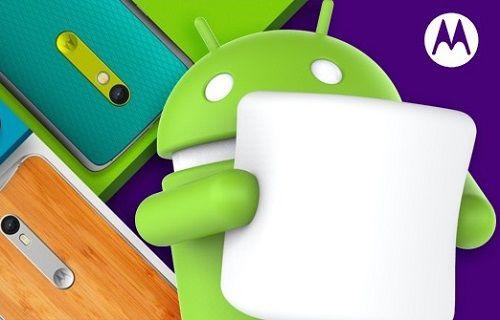 Motorola, Android 6.0 güncellemesini alacak cihazları duyurdu