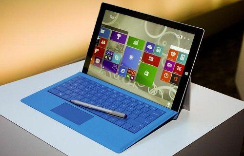 Microsoft iki farklı ekrana sahip Surface Pro 4 tanıtabilir