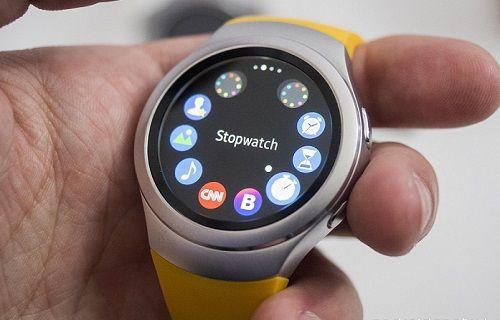 Samsung yeni videoda Gear S2'deki dönen çerçevenin doğallığına vurgu yapıyor