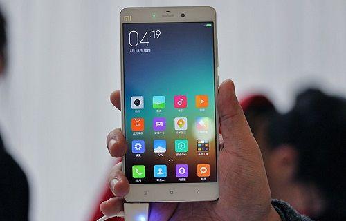 Xiaomi Mi Note 2, kasım ayında tanıtılabilir