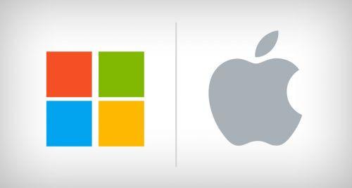 Apple Windows'la Dalga Geçti