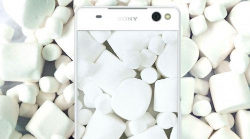 Sony Android 6.0 Marshmallow alacak telefonlarını duyurdu