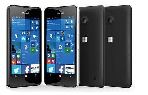 Microsoft, süper ekonomik fiyatlı  Lumia 550'yi duyurdu