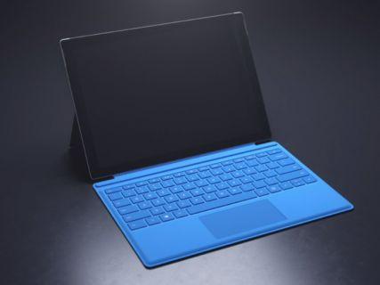 Microsoft'un Yeni Tableti: Surface Pro 4