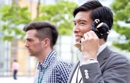 Sharp, RoboHon isimli en sıradışı akıllı telefonu ile geliyor!