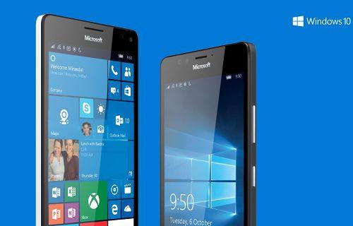Lumia telefonlar için Windows 10 Mobile güncellemesi ne zaman başlayacak?