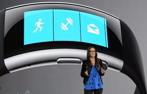Microsoft Band  2 ön siparişe açıldı
