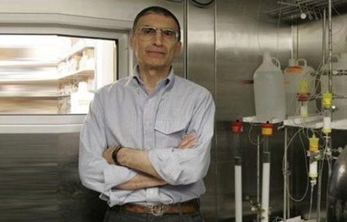 Nobel Kimya Ödülü'nü Prof. Dr. Aziz Sancar aldı!
