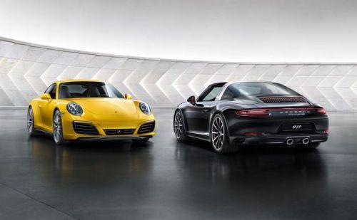 İşte yeni Porsche 911 Carrera 4S (Video)