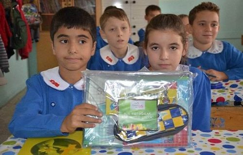 LG Türkiye, bu yıl da öğrencileri sevindirdi
