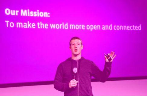 Facebook Uydu Gönderiyor