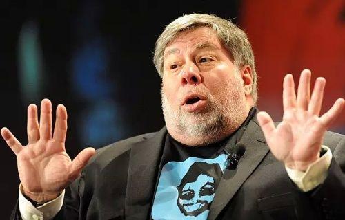 Apple'ın kurucularından Steve Wozniak: Steve Jobs'un tek derdi zengin olmaktı!
