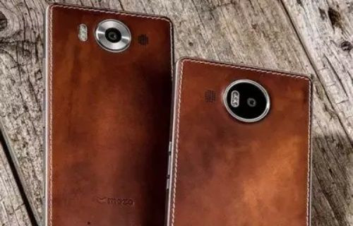 Microsoft Lumia 950 ve 950 XL için üretilen ilk aksesuarlar testten geçti!