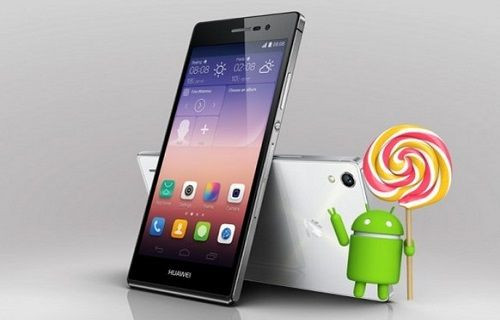 Huawei Ascend P7 için Android 5.1.1 Lollipop güncellemesi başladı