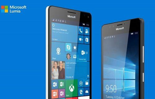 Lumia 950 ve Lumia 950 XL Avrupa'da ön siparişte