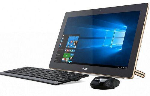 Acer'dan 5 saat pil ömrü sunan hepsi bir arada bilgisayar: Aspire Z3-700