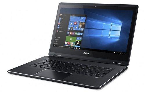 Acer'dan ekranı 360 derece dönebilen bilgisayar:  Aspire R14