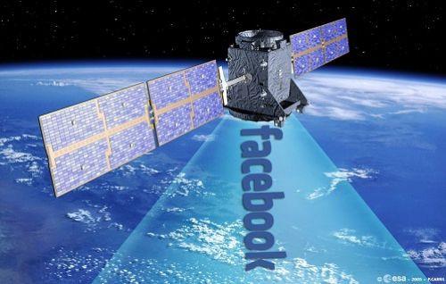 Eutelsat ve Facebook uydudan internet sağlayacak!