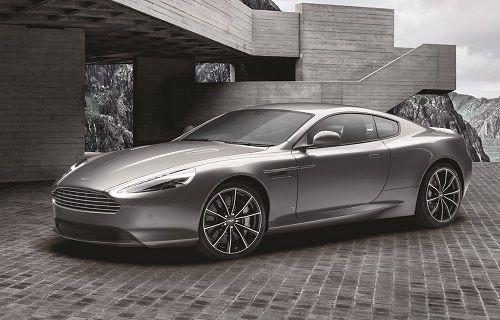 James Bond'un son gözdesi ''Aston Martin DB9 GT Bond Edition'' Türkiye'de satışa çıkacak