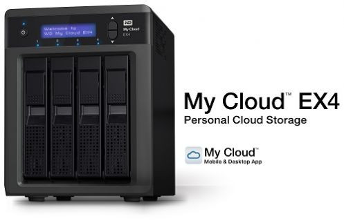 WD My Cloud EX4 İnceleme