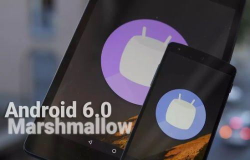 Android 6.0 Marshmallow, kamera, flash ve GPS'in tükettiği batarya miktarını gösteriyor!