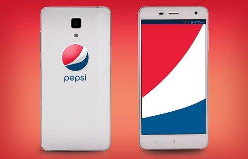Pepsi akıllı telefonun özellikleri onaylandı