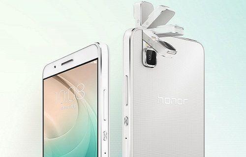 Döndürülebilir kameralı Huawei ShotX (Honor 7i) Avrupa'da satışa çıktı