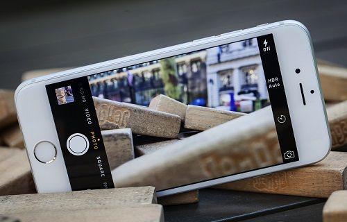 iPhone 6S'in kamera performansı hayal kırıklığı yarattı