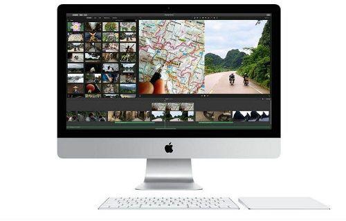 Apple, 21.5 inç 4K çözünürlüklü iMac'i duyurdu