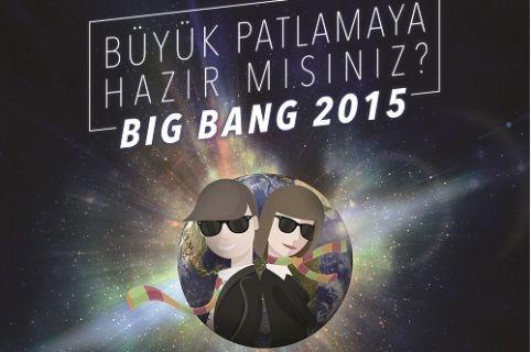 İTÜ Çekirdek Big Bang 2015 Finali 14 Kasım'da