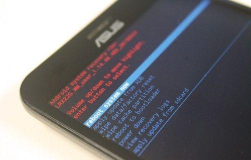 ASUS, ASUS, ZenFone 2'nin bootloader kilidini açacak aracını APK olarak yayınladı!