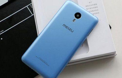 Renkli metal kasasıyla dikkat çeken Meizu ''Blue Charm Metal'' sızdırıldı