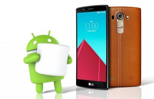 Resmi: LG G4 Android 6.0 güncellemesi önümüzdeki hafta başlayacak